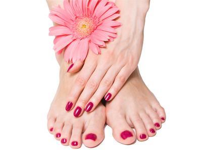 beaute de pieds